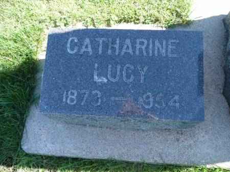 HESTER, CATHARINE LUCY - Palo Alto County, Iowa | CATHARINE LUCY HESTER