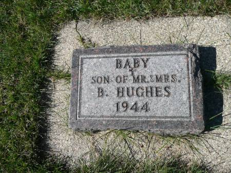 HUGHES, BABY - Palo Alto County, Iowa | BABY HUGHES