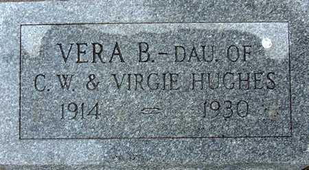HUGHES, VERA - Palo Alto County, Iowa | VERA HUGHES