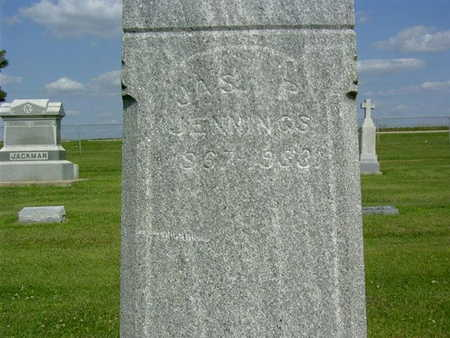 JENNINGS, JAMES P. - Palo Alto County, Iowa | JAMES P. JENNINGS
