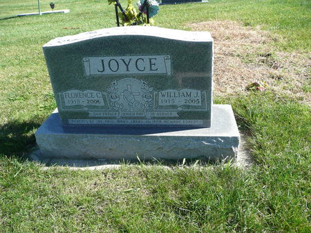 JOYCE, FLORENCE - Palo Alto County, Iowa | FLORENCE JOYCE