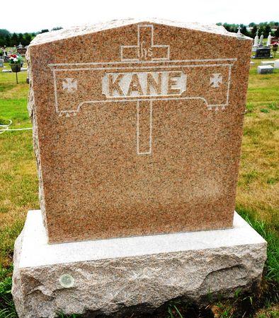 KANE, FAMILY MEMORIAL - Palo Alto County, Iowa | FAMILY MEMORIAL KANE