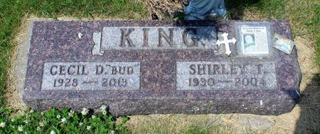 KING, SHIRLEY T. - Palo Alto County, Iowa | SHIRLEY T. KING