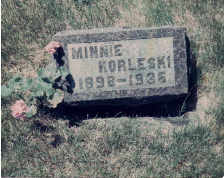 KORLESKI, MINNIE - Palo Alto County, Iowa | MINNIE KORLESKI