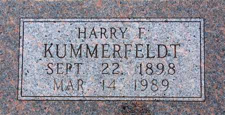KUMMERFELDT, HARRY - Palo Alto County, Iowa | HARRY KUMMERFELDT