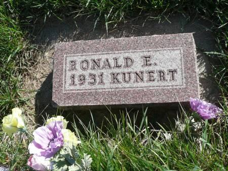 KUNERT, RONALD E - Palo Alto County, Iowa | RONALD E KUNERT