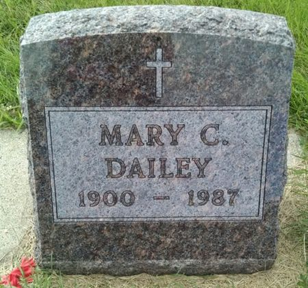 DAILEY, MARY C - Palo Alto County, Iowa | MARY C DAILEY