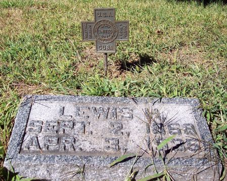 MAYNE, LEWIS HENRY - Palo Alto County, Iowa | LEWIS HENRY MAYNE