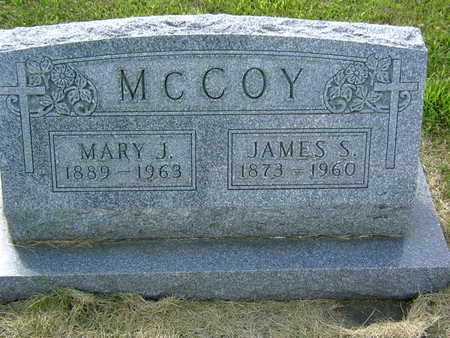 MCCOY, MARY J. - Palo Alto County, Iowa | MARY J. MCCOY