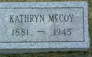 MCCOY, KATHRYN - Palo Alto County, Iowa | KATHRYN MCCOY