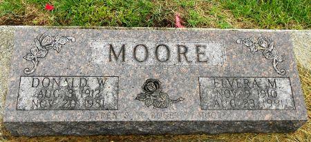 MOORE, DONALD W - Palo Alto County, Iowa | DONALD W MOORE