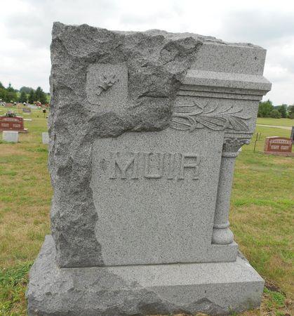 MUIR, FAMILY MEMORIAL - Palo Alto County, Iowa | FAMILY MEMORIAL MUIR