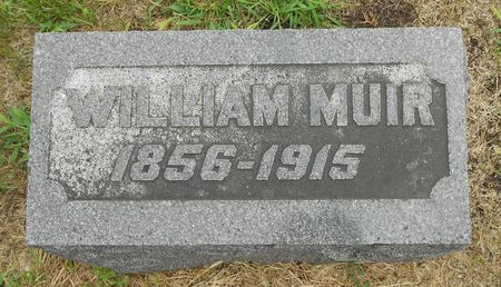 MUIR, WILLIAM - Palo Alto County, Iowa | WILLIAM MUIR