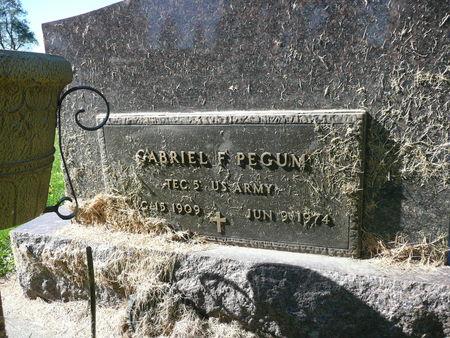 PEGUN, GABRIEL - Palo Alto County, Iowa | GABRIEL PEGUN