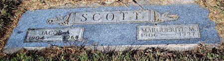 SCOTT, MARGUERITE MARIE - Palo Alto County, Iowa | MARGUERITE MARIE SCOTT