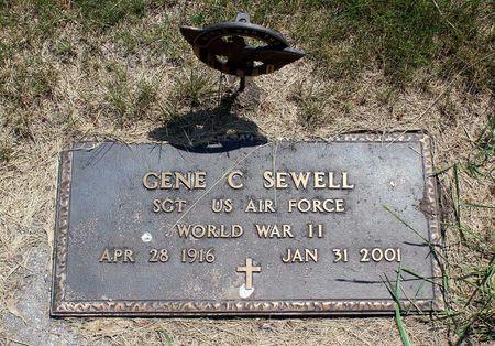 SEWELL, GENE C. - Palo Alto County, Iowa | GENE C. SEWELL