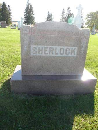 SHERLOCK, FAMILY - Palo Alto County, Iowa   FAMILY SHERLOCK