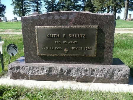 SHULTZ, KEITH - Palo Alto County, Iowa   KEITH SHULTZ