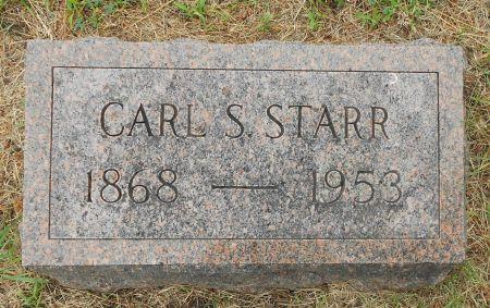 STARR, CARL S - Palo Alto County, Iowa | CARL S STARR