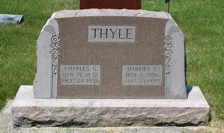 THYLE, HARRIET E. - Palo Alto County, Iowa | HARRIET E. THYLE