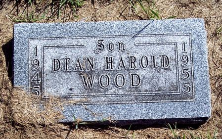 WOOD, DEAN HAROLD - Palo Alto County, Iowa | DEAN HAROLD WOOD