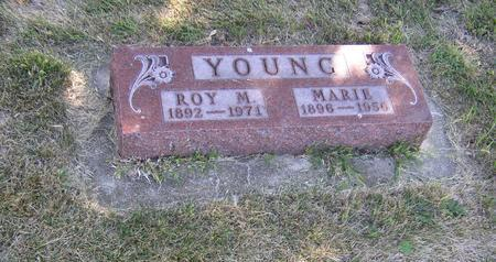 CHRISTIANSON YOUNG, MARIE - Palo Alto County, Iowa | MARIE CHRISTIANSON YOUNG