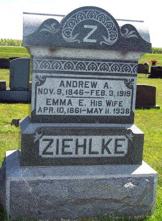 ZIEHLKE, ANDREW A - Palo Alto County, Iowa | ANDREW A ZIEHLKE