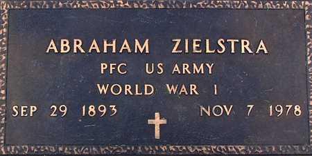 ZIELSTRA, ABRAHAM - Palo Alto County, Iowa | ABRAHAM ZIELSTRA
