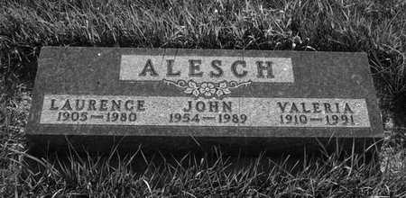 ALESCH, LAURENCE - Plymouth County, Iowa | LAURENCE ALESCH