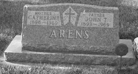 ARENS, CATHERINE - Plymouth County, Iowa | CATHERINE ARENS