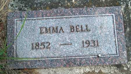 BELL, EMMA - Plymouth County, Iowa | EMMA BELL
