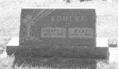 BOHLKE, MARY - Plymouth County, Iowa | MARY BOHLKE