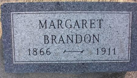 BRANDON, MARGARET - Plymouth County, Iowa | MARGARET BRANDON