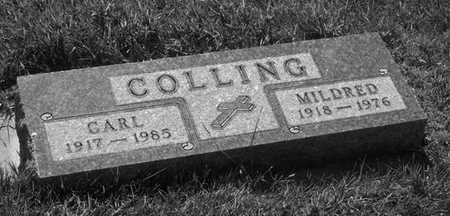 COLLING, MILDRED - Plymouth County, Iowa | MILDRED COLLING