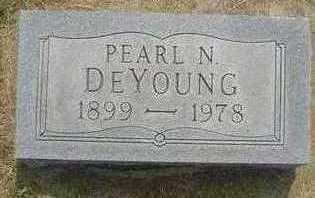 KEWLEY DEYOUNG, PEARL - Plymouth County, Iowa | PEARL KEWLEY DEYOUNG
