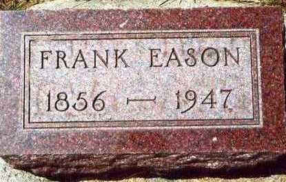EASON, FRANK THOMAS - Plymouth County, Iowa | FRANK THOMAS EASON