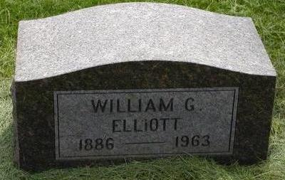 ELLIOTT, WILLIAM G - Plymouth County, Iowa | WILLIAM G ELLIOTT