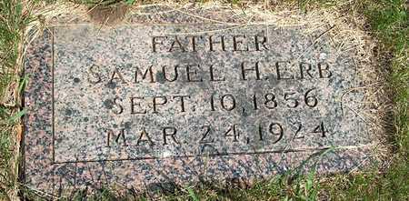 ERB, SAMUEL H. - Plymouth County, Iowa | SAMUEL H. ERB
