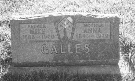 GALLES, ANNA - Plymouth County, Iowa | ANNA GALLES