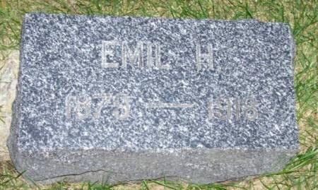 GRALAPP, EMIL H. - Plymouth County, Iowa   EMIL H. GRALAPP