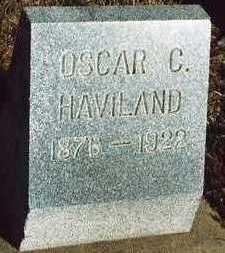 HAVILAND, OSCAR CLARK - Plymouth County, Iowa | OSCAR CLARK HAVILAND