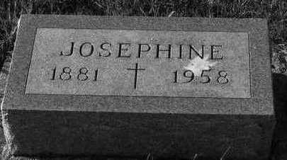 HENTGES, JOSEPHINE - Plymouth County, Iowa | JOSEPHINE HENTGES