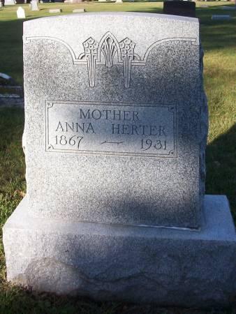 HERTER, ANNA M. - Plymouth County, Iowa | ANNA M. HERTER