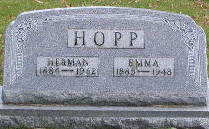 HOPP, HERMAN - Plymouth County, Iowa | HERMAN HOPP