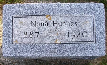 HUGHES, NONA - Plymouth County, Iowa   NONA HUGHES