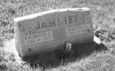 JAMINET, MARTHA E. - Plymouth County, Iowa | MARTHA E. JAMINET