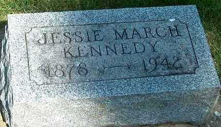 JESSIE MARCH, KENNEDY - Plymouth County, Iowa | KENNEDY JESSIE MARCH