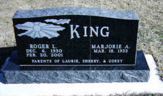 KING, MARJORIE - Plymouth County, Iowa | MARJORIE KING