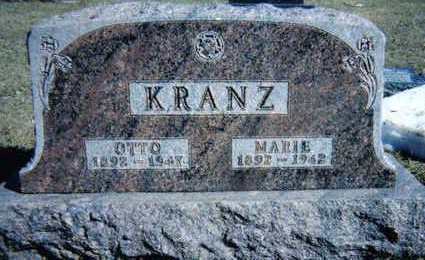 KRANZ, MARIE - Plymouth County, Iowa | MARIE KRANZ