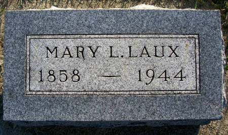 LAUX, MARY LOUISE - Plymouth County, Iowa | MARY LOUISE LAUX